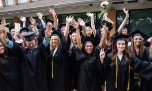 Concordia to grant 148 degrees, three special awards at May 19 commencement