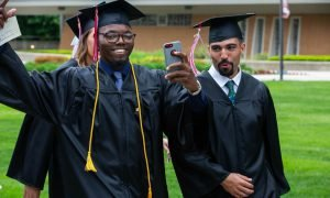 Ticket info: CUAA celebrates May graduates with two in-person ceremonies