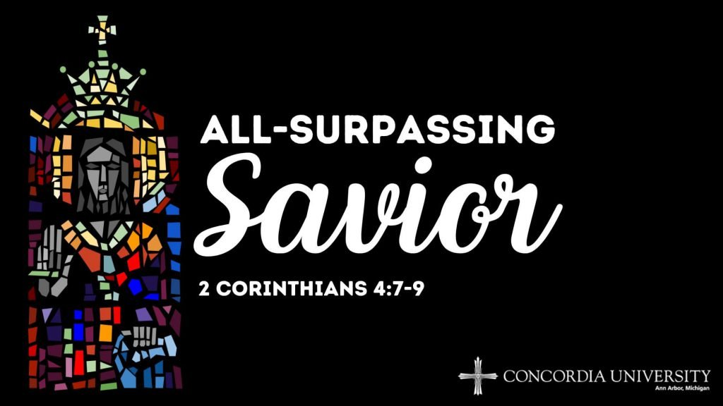 'All-Surpassing Savior' declared as CUAA's 2021-22 academic theme