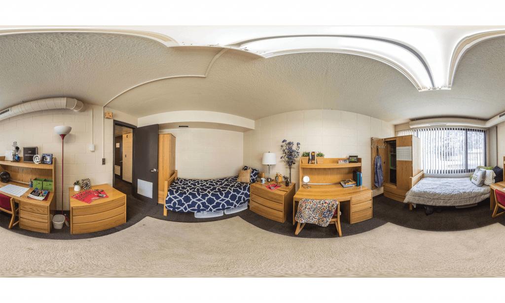 360 room residence