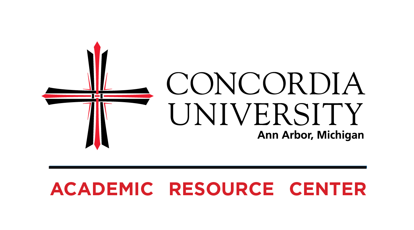 Academic Resource Center (ARC) logo