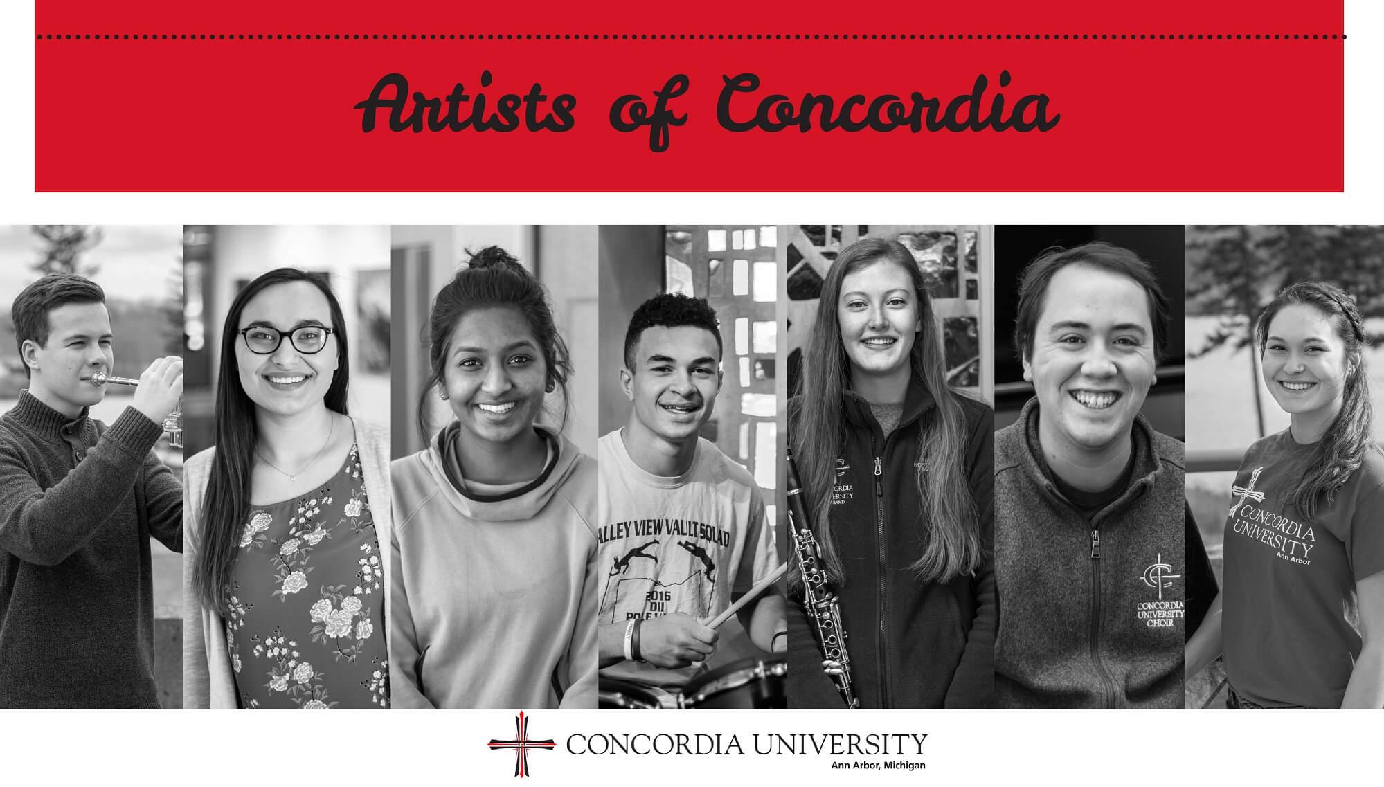 Artists of Concordia