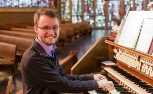The uncommon parish musician playing a major role behind the scenes