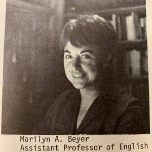 Marilyn Beyer