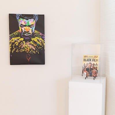 Black History Month gallery exhibit