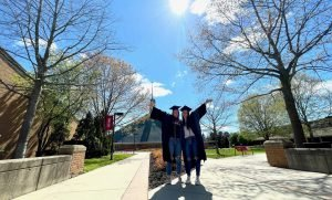 Links and details for CUAA's in-person graduation ceremonies, May 9