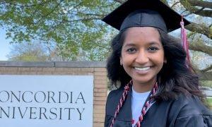 Meet some of CUAA's May 2021 graduates