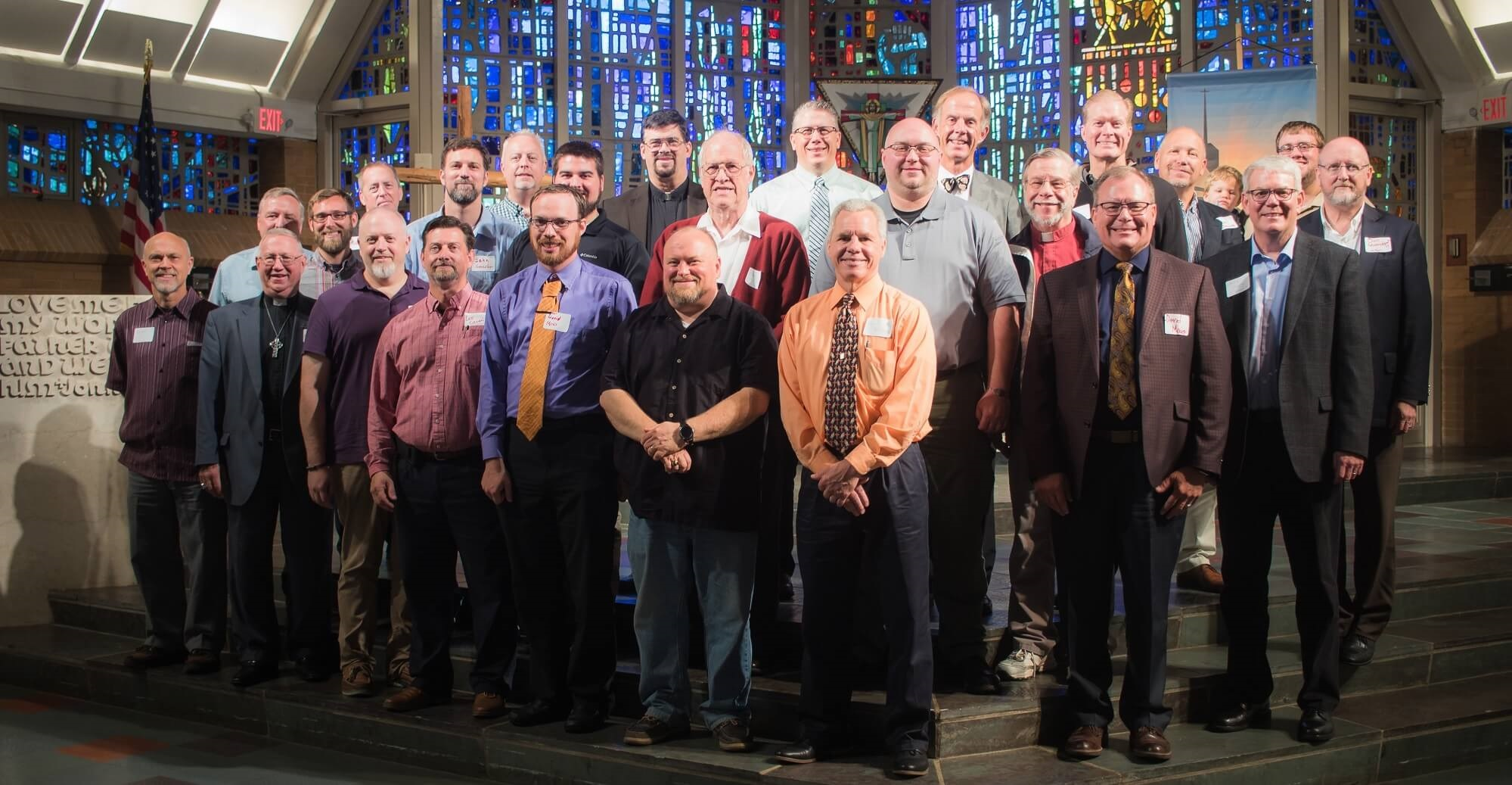 2018 Clergy on Campus