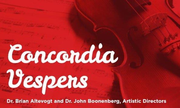 Concordia Vespers