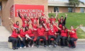CUAA School of Nursing: Spring 2021 Senior Award Recipients