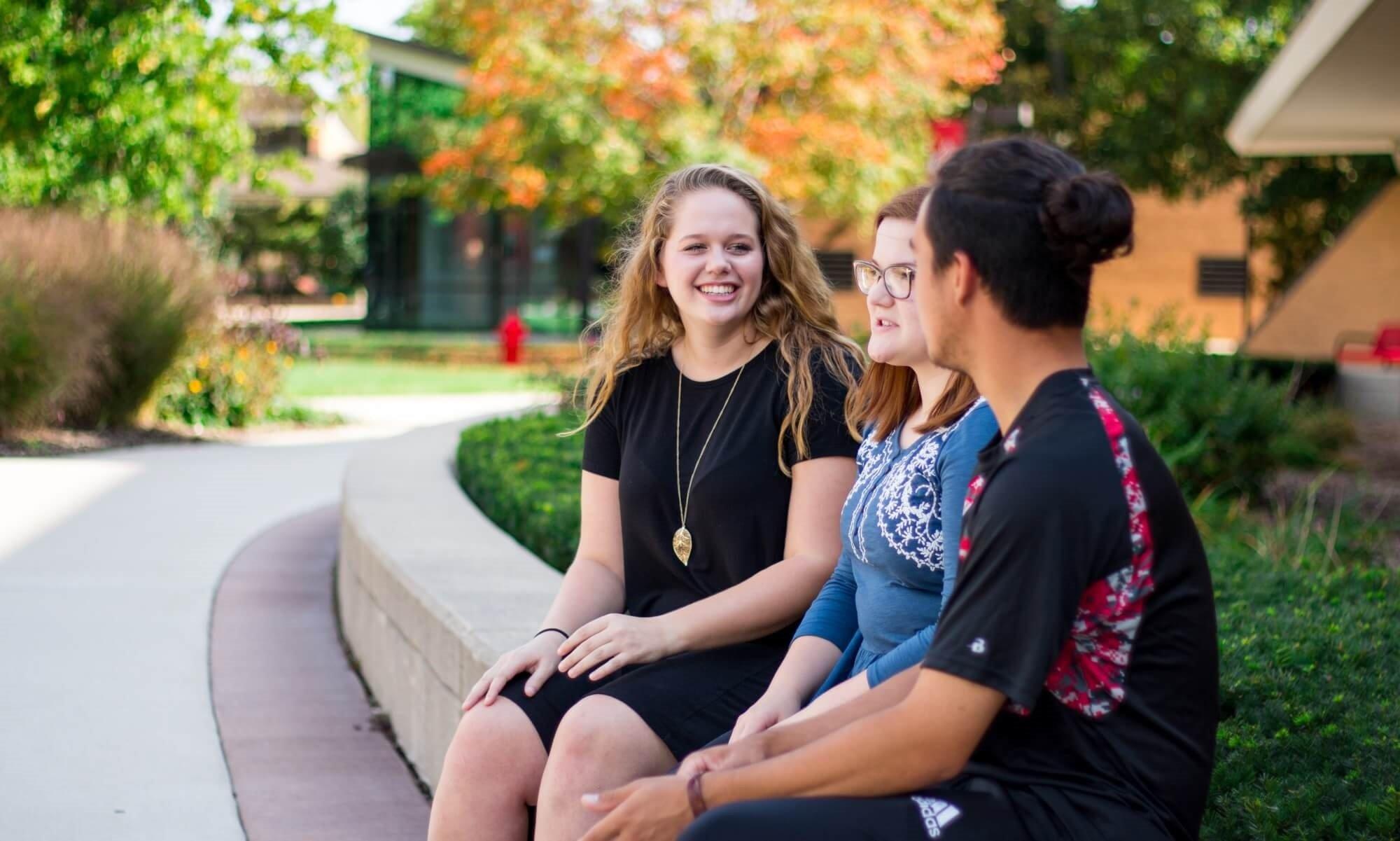 CUAA students