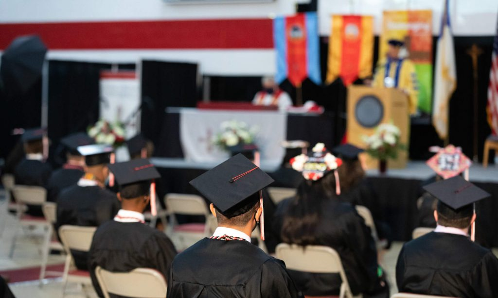 Class of 2020 invited to celebrate in person at December Commencement