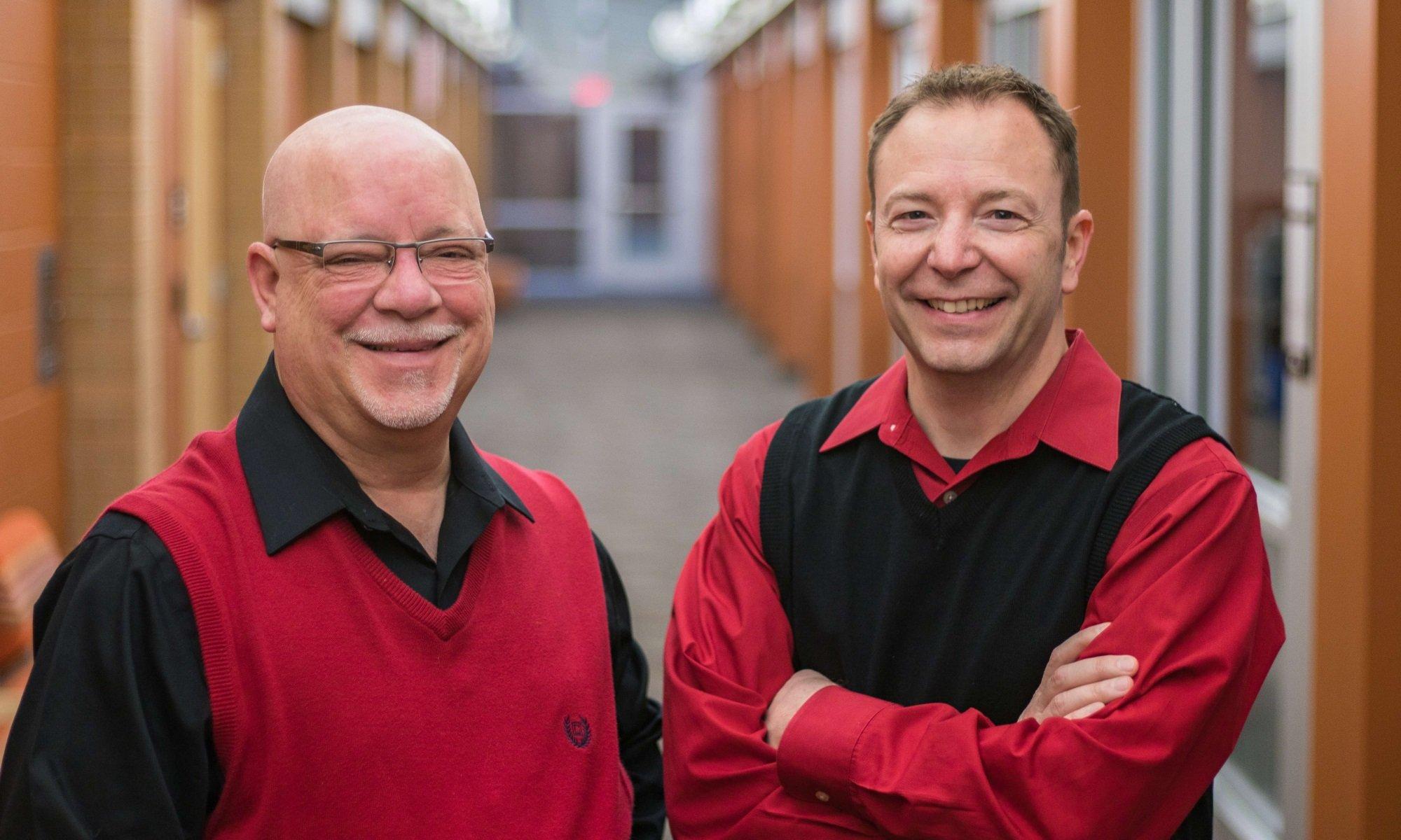Concordia professors to lead 'Man Up' series