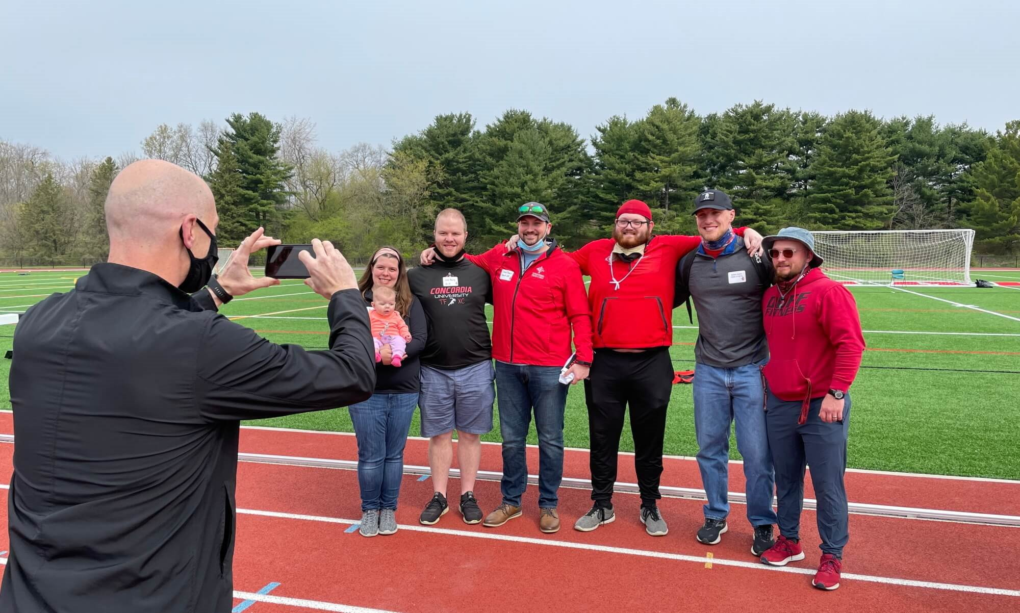 Legacy Alumni Track Meet
