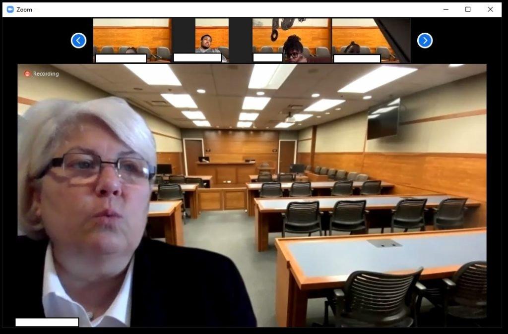 Court Room simulation