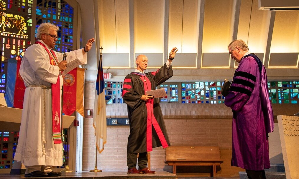 Opening Chapel Service 2021
