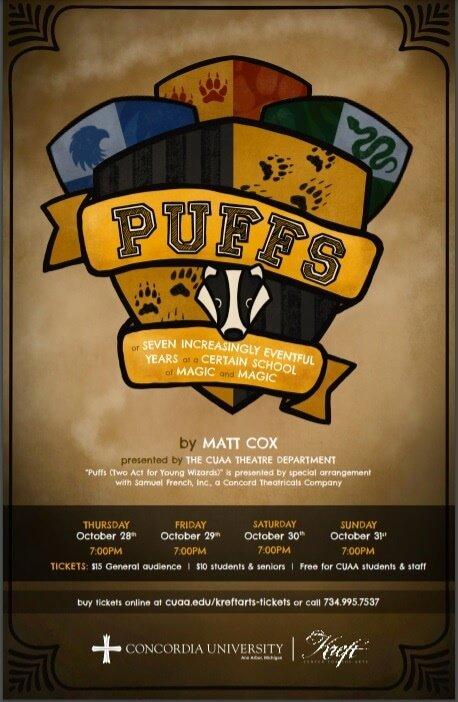 PUFFS poster