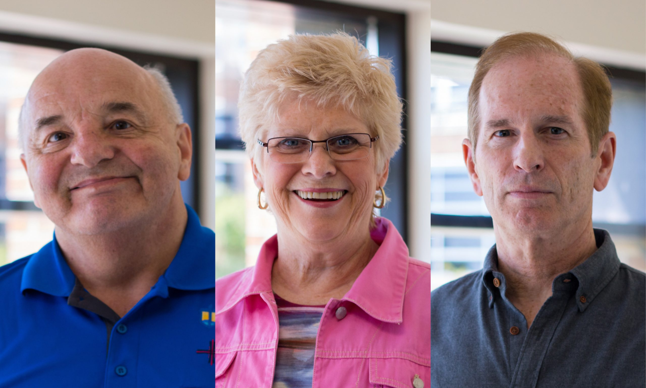 Concordia community shares well-wishes with three retiring faculty members