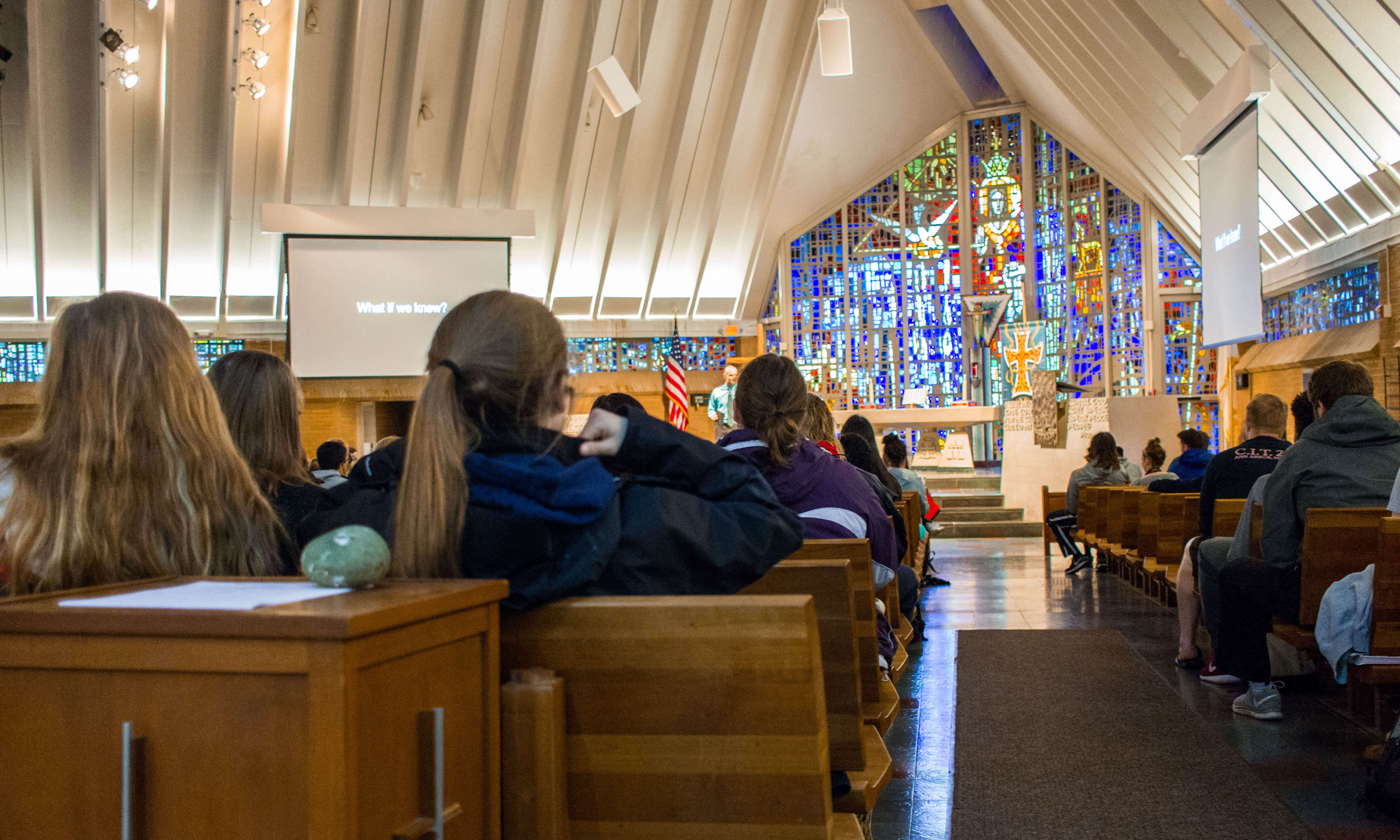 5 ways to get involved in spiritual community on campus