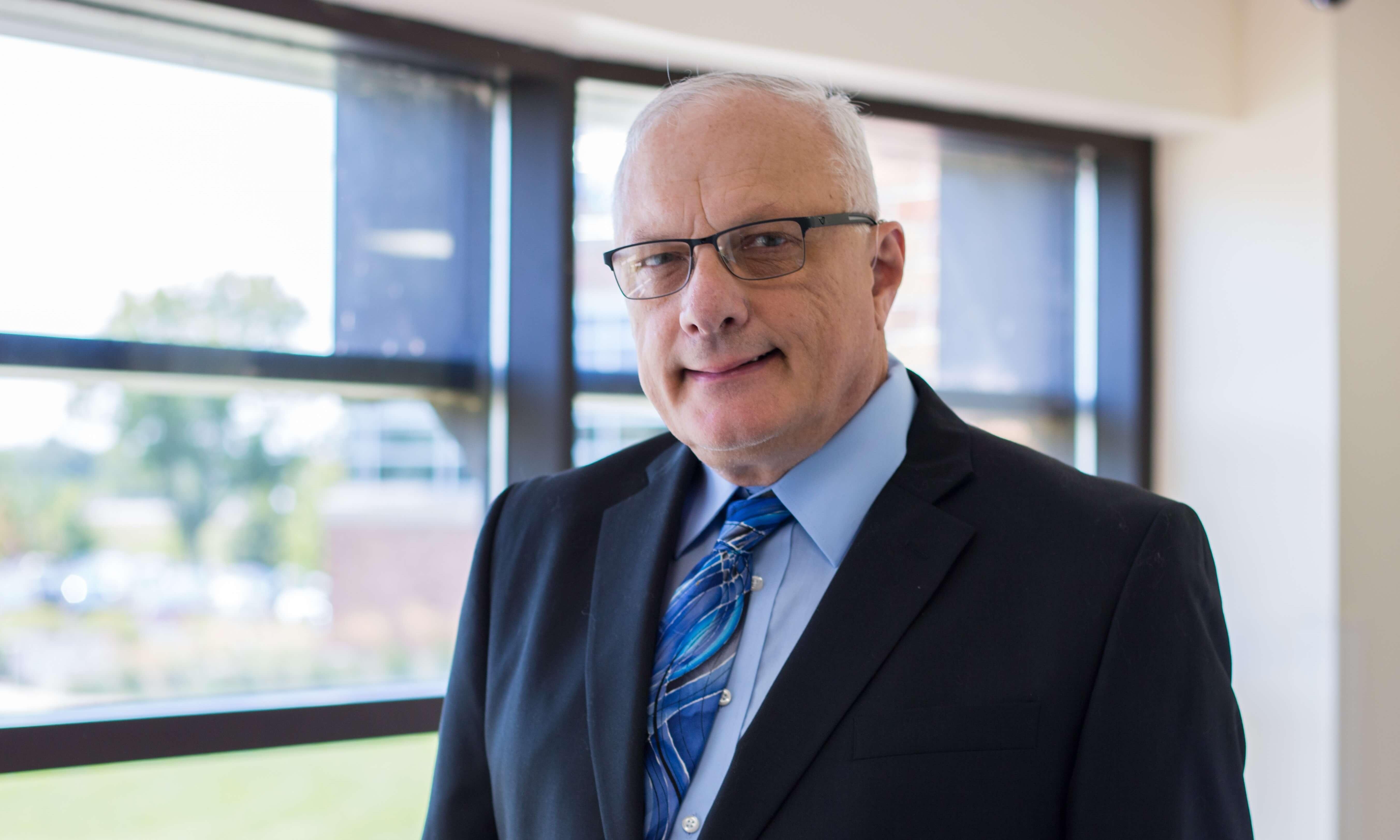Dr. Steven Parrish