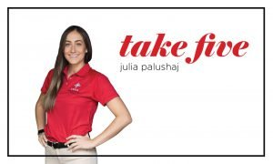 Julia Palushaj