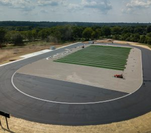 Thunder Sports Complex construction