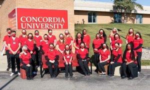 CUAA School of Nursing: Fall 2020 Senior Award Recipients