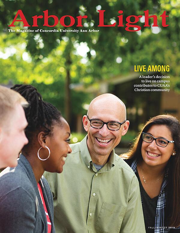 Arbor Light magazine cover fall 2018