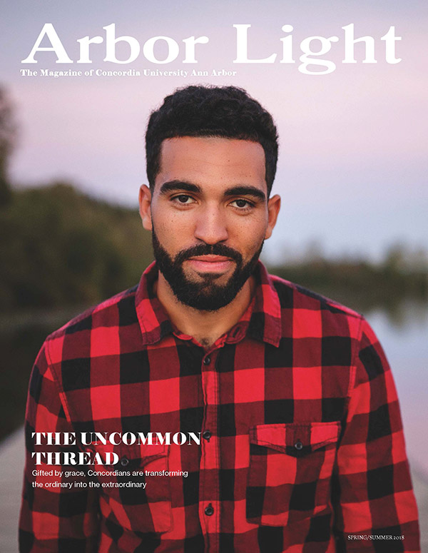 Arbor Light magazine cover Spring 2018