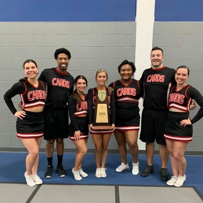 Cheer 2019 National Champions