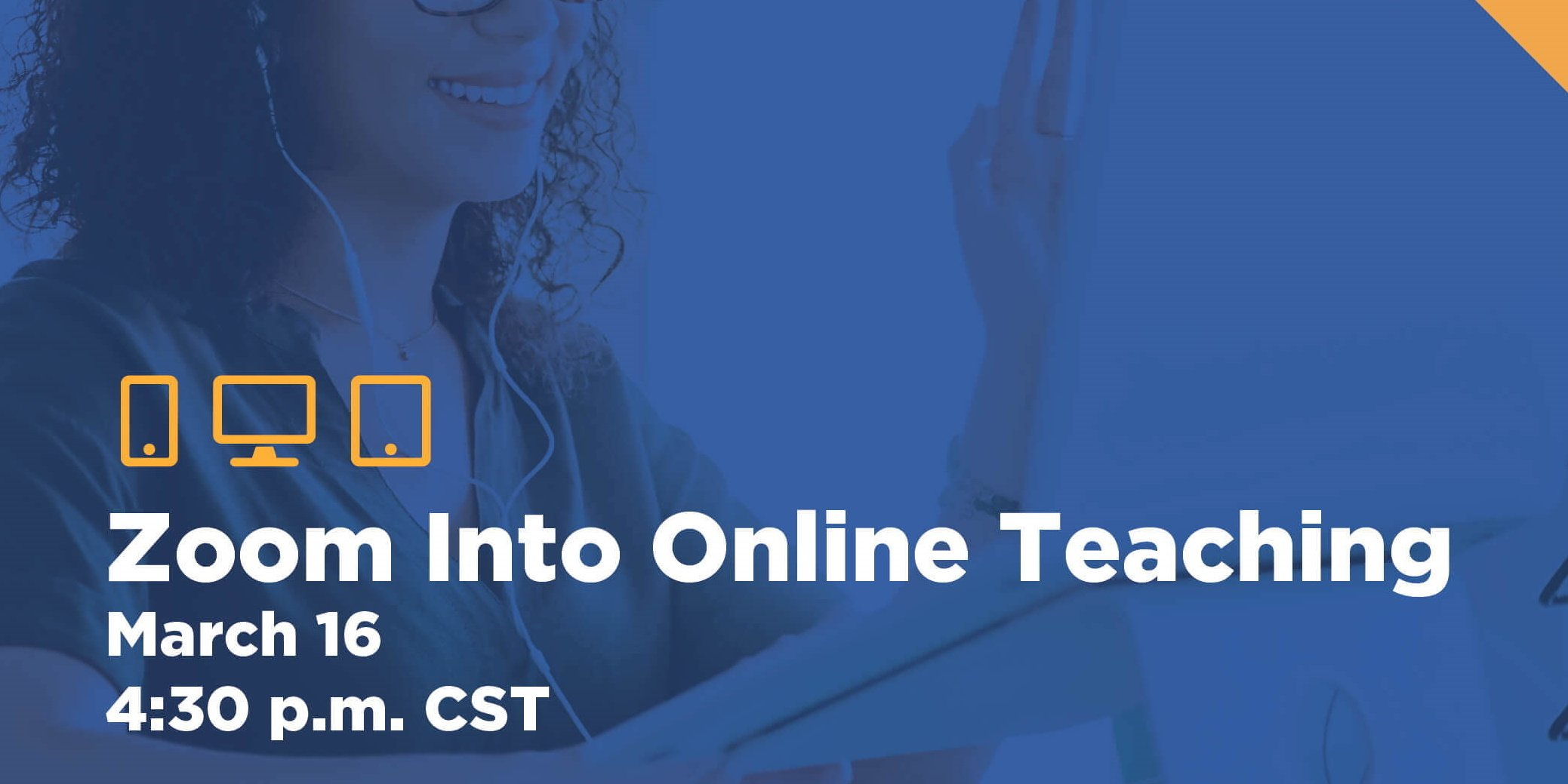 Zoom Into Online Teaching: Free live event for educators